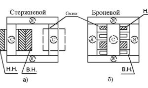 Трансформаторы напряжения. Общие сведения и примеры.