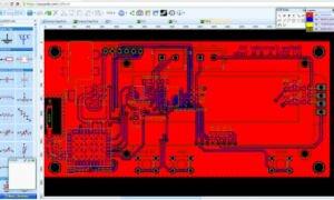 Система   симуляции   электронных    схем   и   проектирования   печатных   плат   — EasyEDA