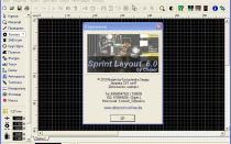 Sprint-Layout-6-RUS-Portable — простая программа для создания двухсторонних и многослойных печатных плат + ВИДЕОУРОКИ